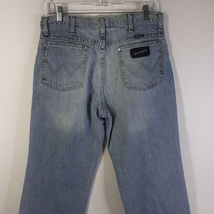 Wrangler Men's Black Label Relaxed Fit Jeans 32x30